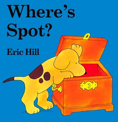 WHERE'S SPOT?(BB) コロちゃんはどこ?