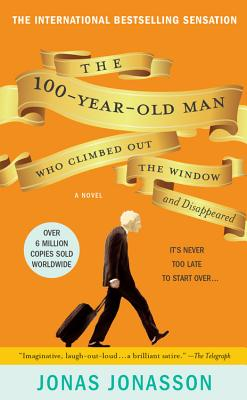 100 YEAR OLD MAN WHO CLIMBED OUT THE(A)