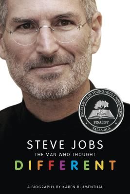 STEVE JOBS:MAN WHO THOUGHT DIFFERENT(B)